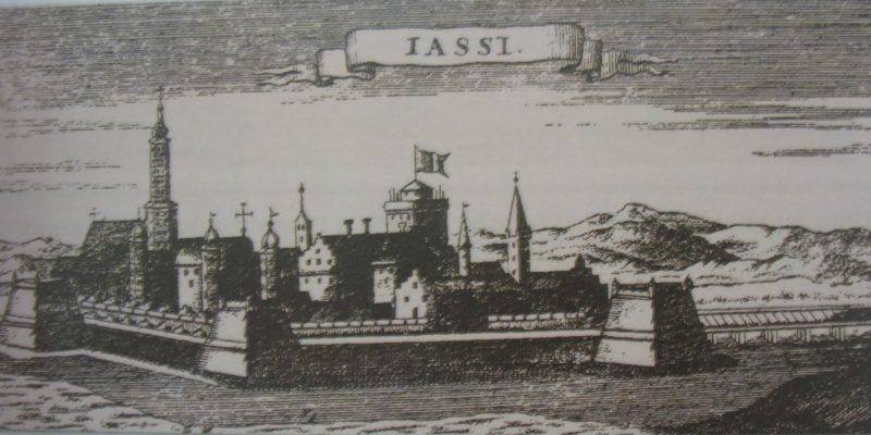 Iași este oraș vechi