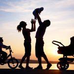 Copiii întregesc familia