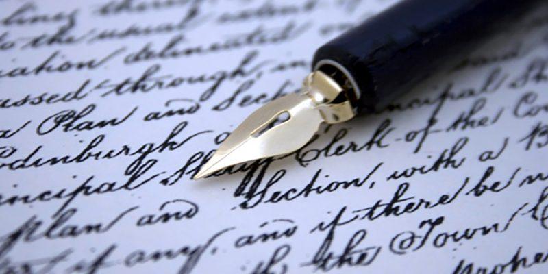 Scrisul e o terapie