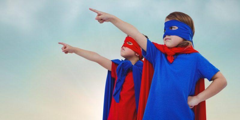 Copilul tău e Superman