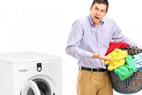Bărbatul din mine și spălatul rufelor